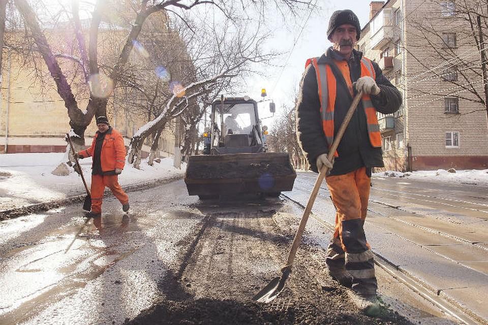 График ремонта кировских дорог. Один из подрядчиков приступит к работам уже после майских праздников