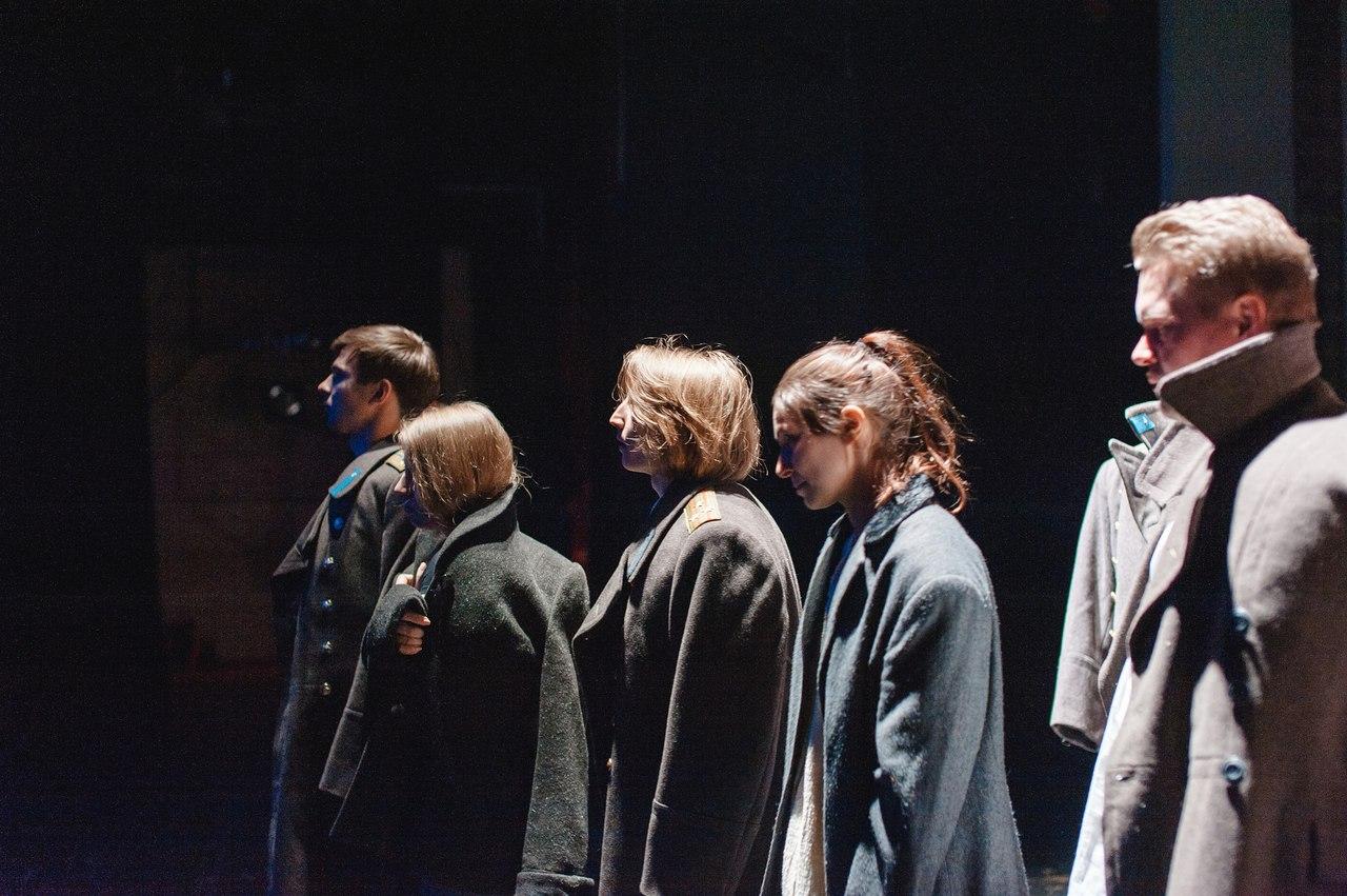 «Театр на Спасской» покажет не глянцевую войну