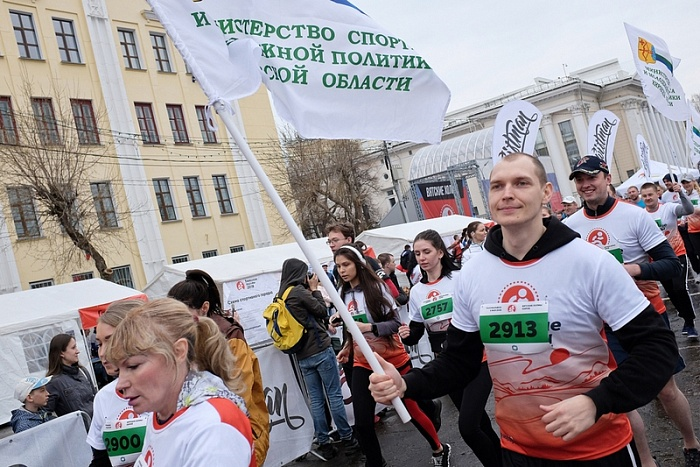 2000 человек приняли участие в спортивном забеге «Вятские холмы»