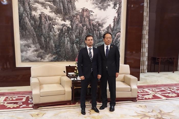 Китайская делегация встретилась с кировскими предпринимателями