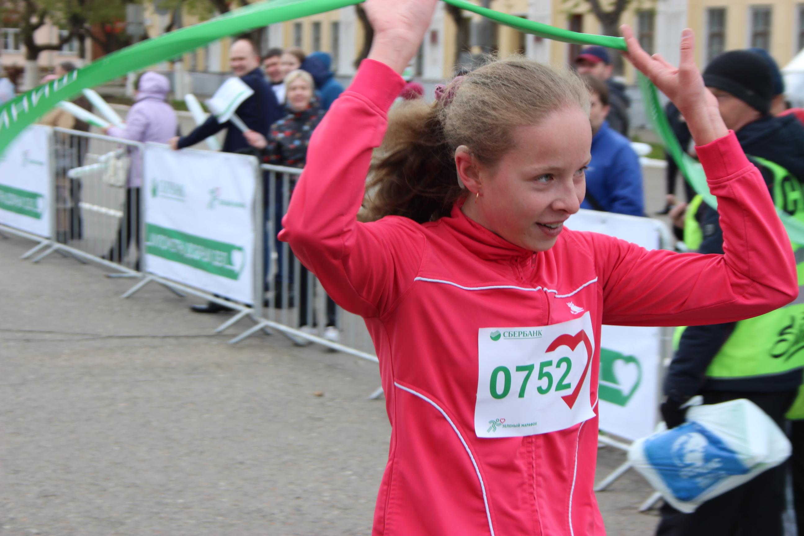 Кировчан ждет большой «Зеленый марафон-2018»