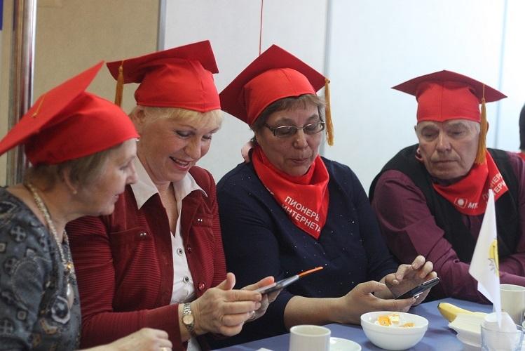 Пионеры Интернета появились в Кировской области