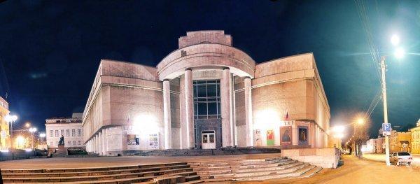 Вятский художественный музей отмечает юбилей своего основателя