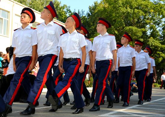 В кадетских корпусах ПФО стартовал прием заявок на поступление