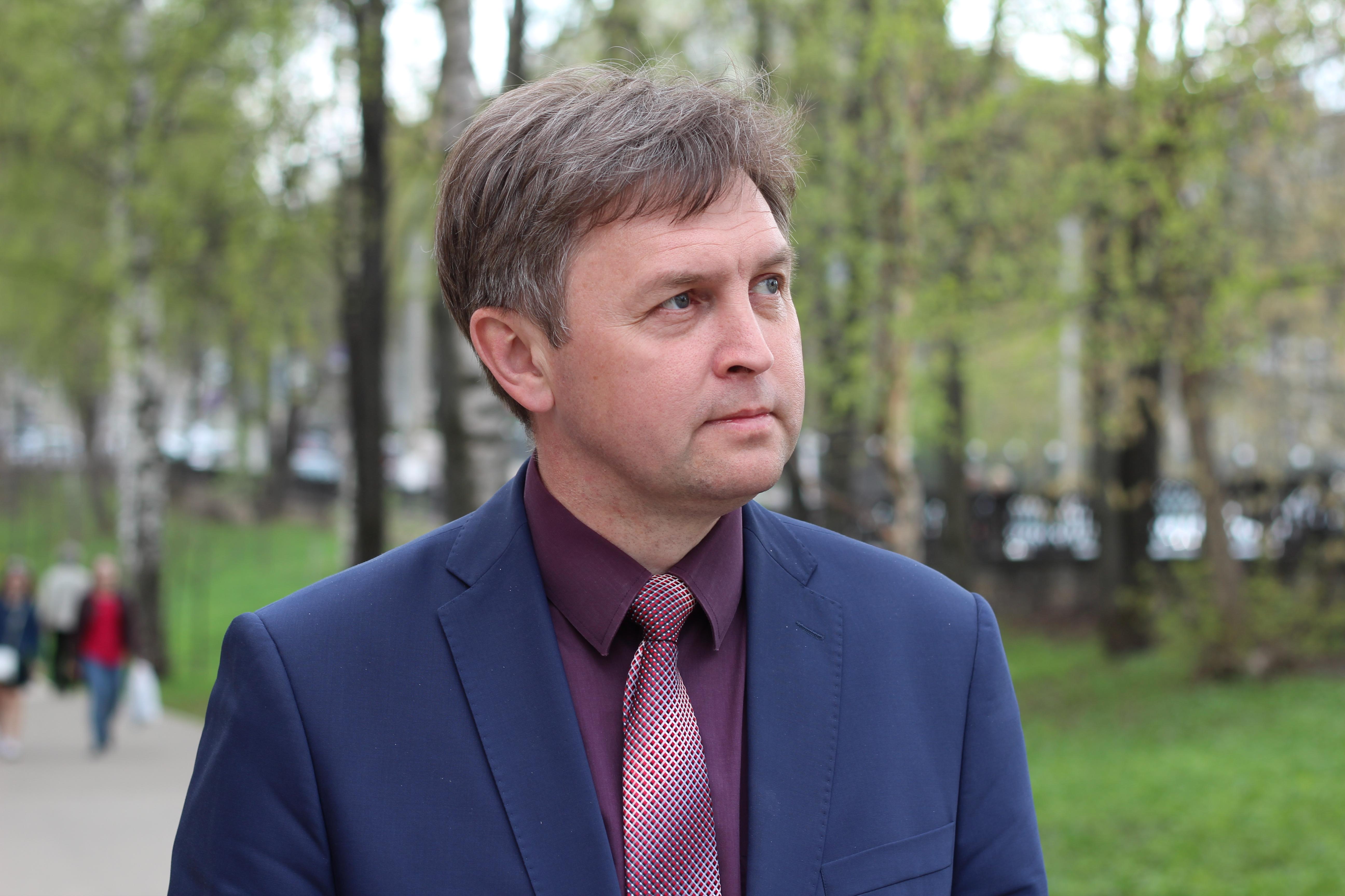 Роман Береснев