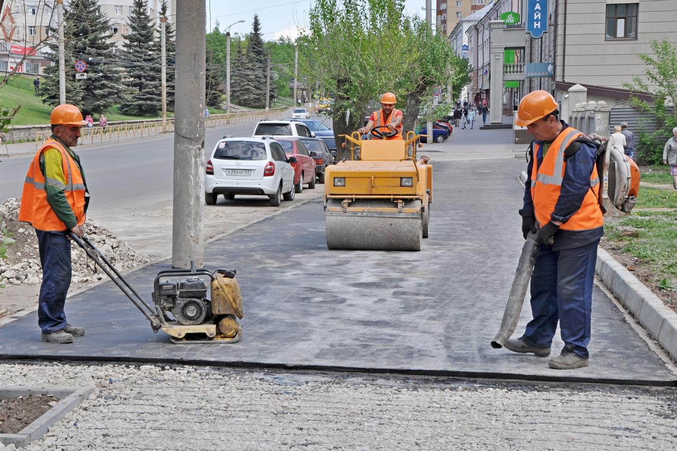 ККС благоустраивают места ремонтов сети