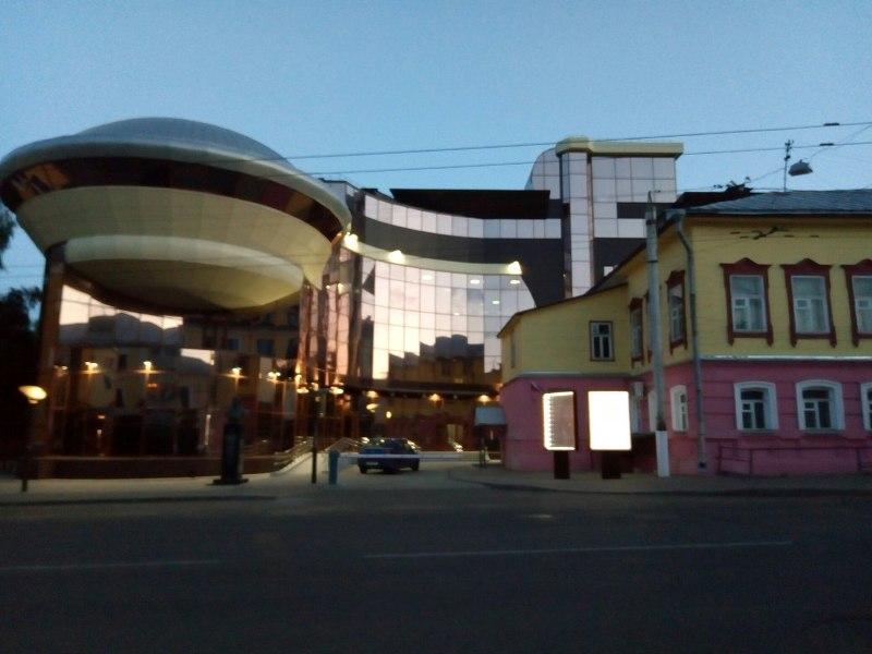 С 28 мая в Кирове перекроют улицу Преображенскую