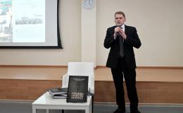 В Кирове презентовали книгу к столетию образования службы безопасности