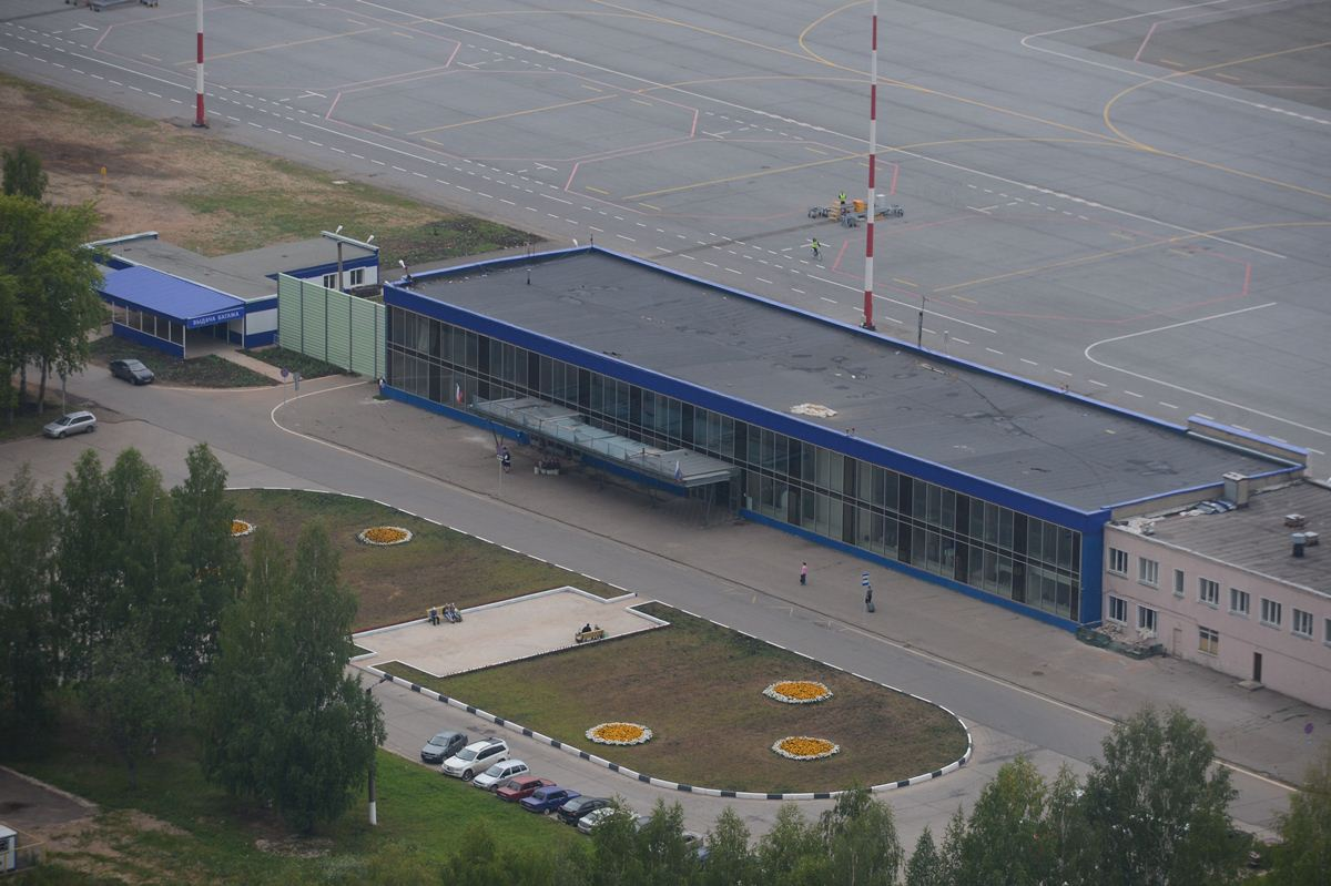 В кировский аэропорт возвращается «Победа»