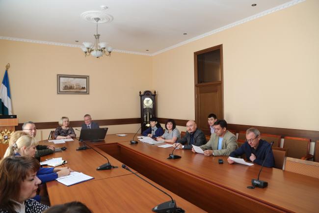 ВятГУ принял участие в работе региональной рабочей площадки по развитию инклюзивного высшего образования «Опыт инклюзивного высшего образования инвалидов в Республике Башкортостан»