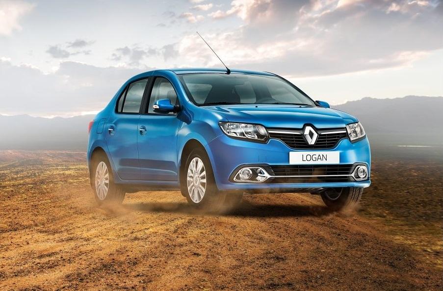 Renault от 100 рублей в день