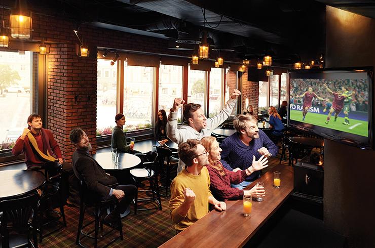 Встречайте лето с футболом и «Дом.ru Бизнес»