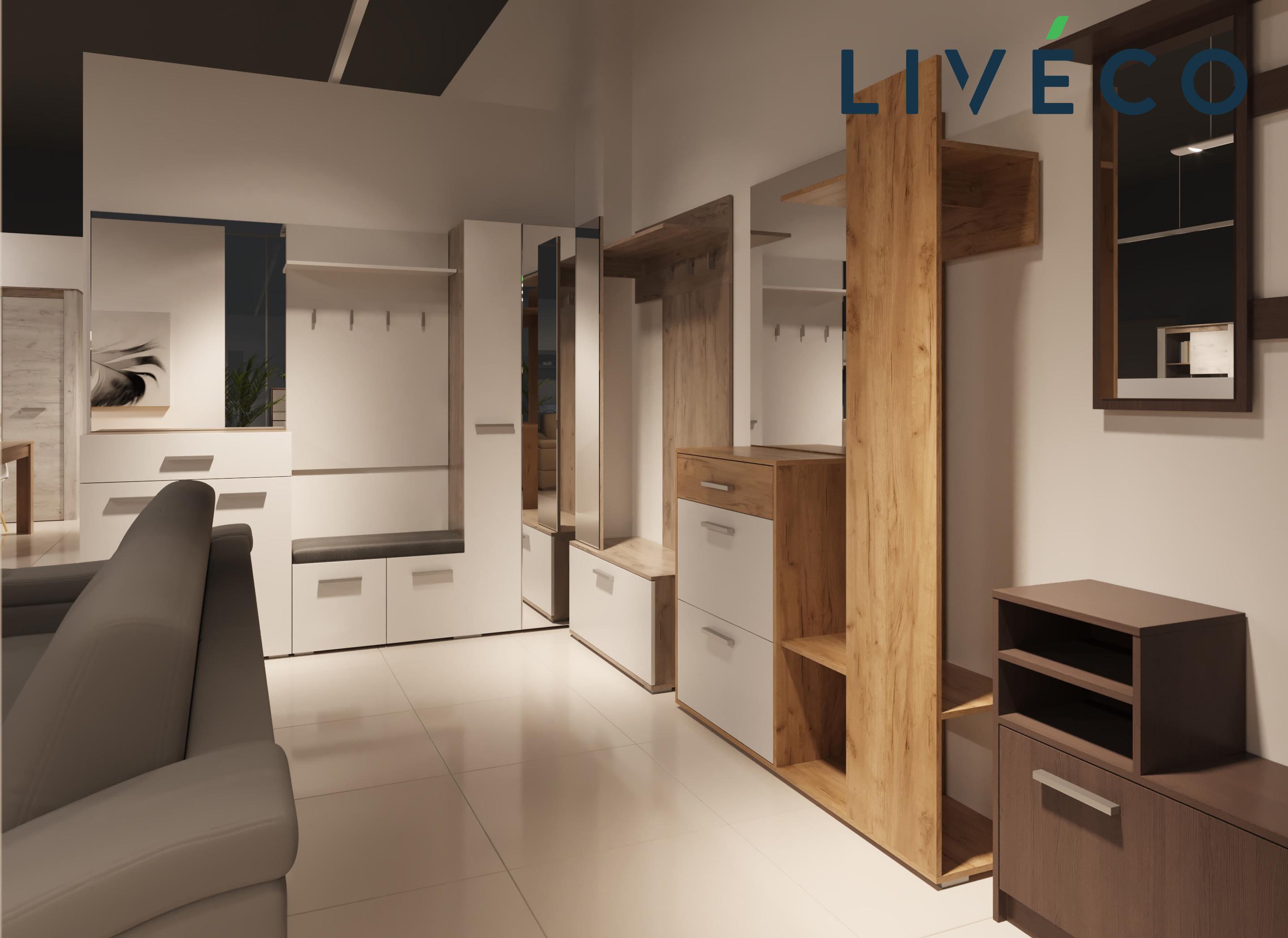Приглашаем на открытие мебельного магазина нового бренда LIVECO