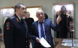 Полиции – 300 лет. В кировском Музее воинской славы собрали эксклюзивные экспонаты