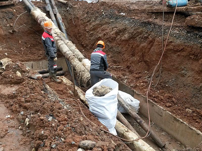 В Кирове проведут реконструкцию теплотрассы на улице Упита
