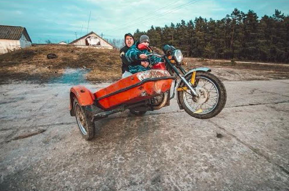 Кировская область приблизилась к Москве по количеству мотоциклов