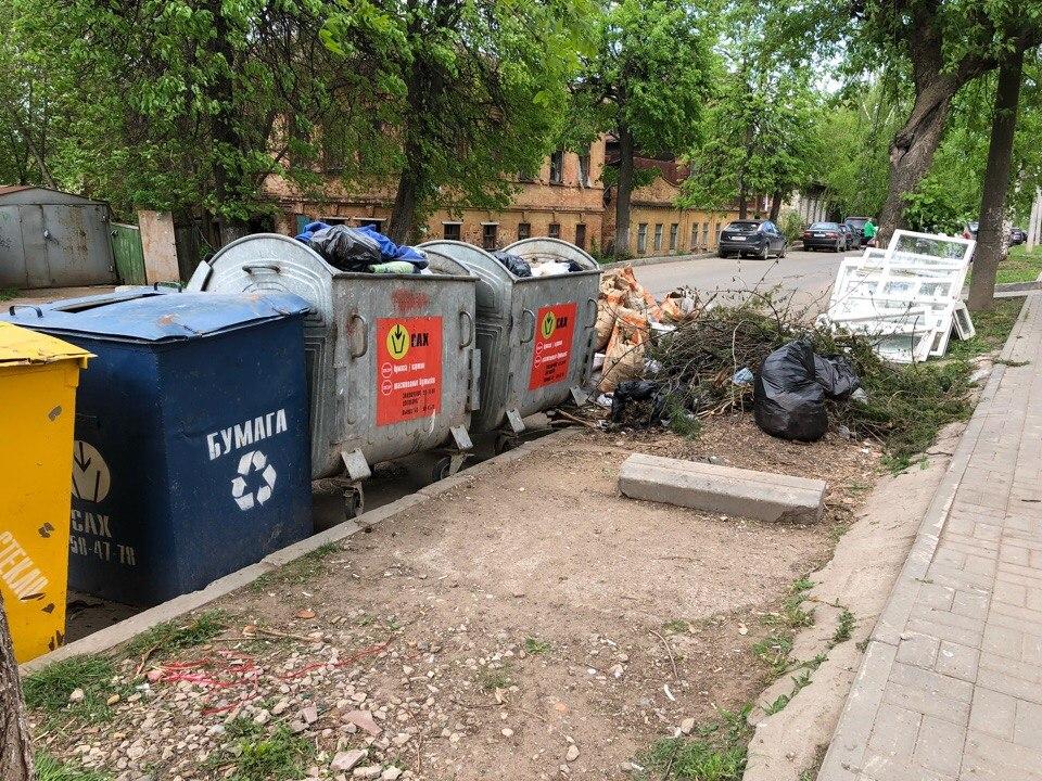 Сбор мусора. Общественники нашли ошибки в территориальной схеме обращения с отходами