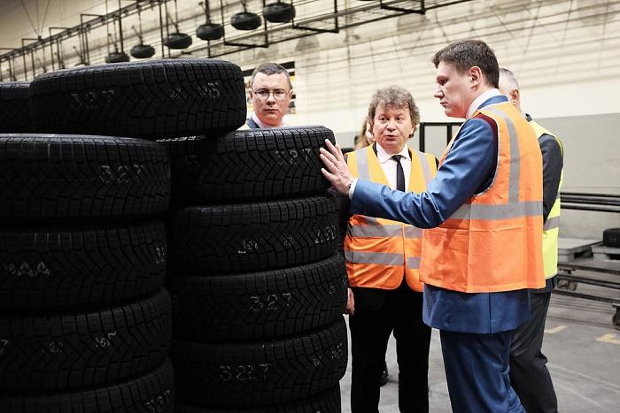 В Кирове Pirelli собирается запустить производство новых шин