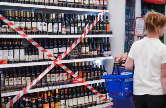 Действенен ли запрет на продажу алкоголя в Кировской области?