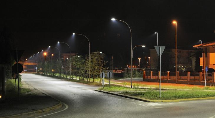 В Котельниче появилось умное уличное освещение от «Ростелекома»