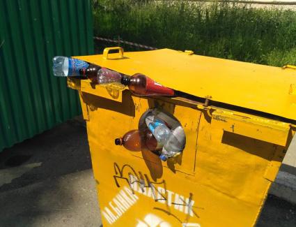 Мартышкин труд: 20% кировчан сортируют мусор, но делают это зря