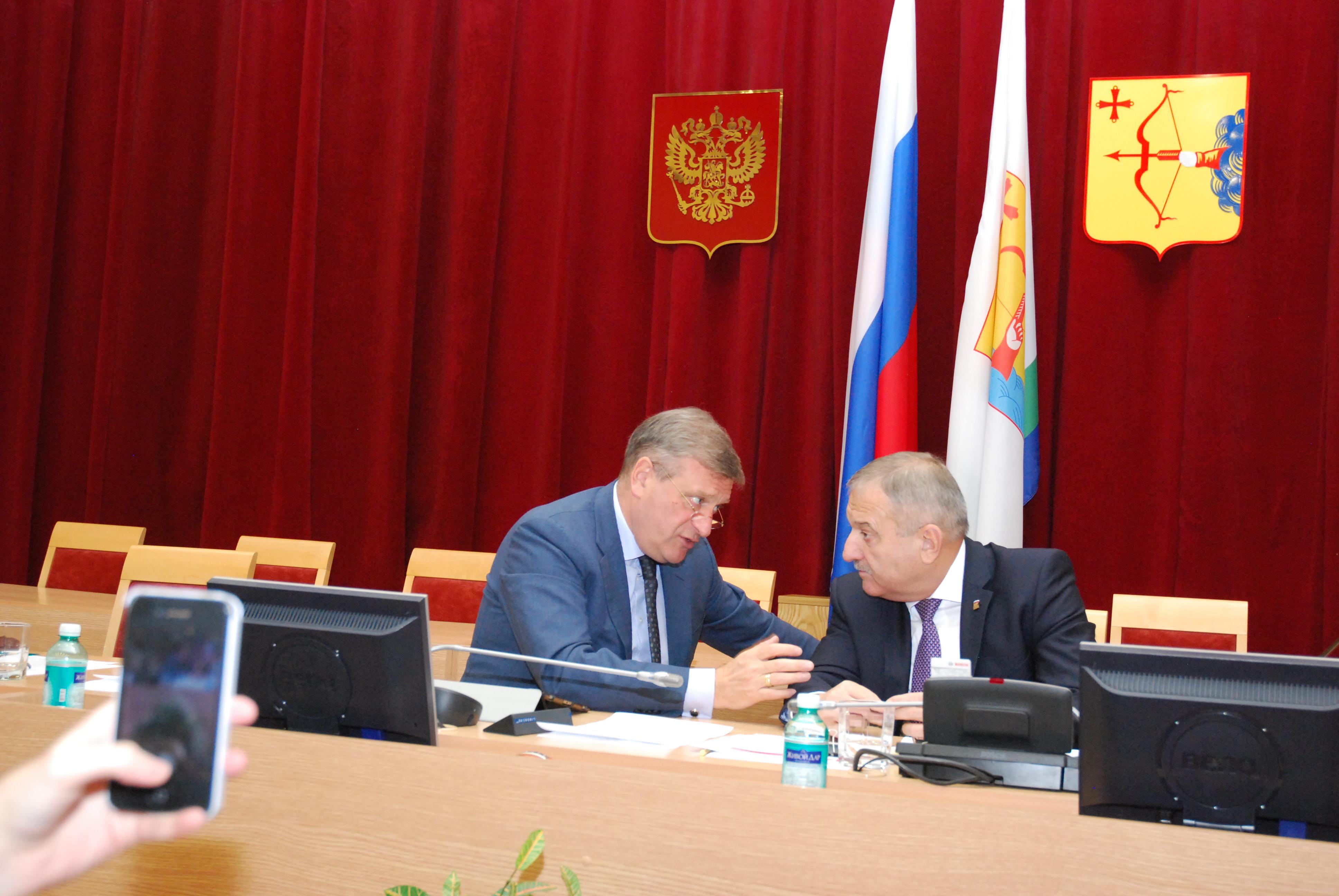 Кировские депутаты поддержали проект пенсионной реформы