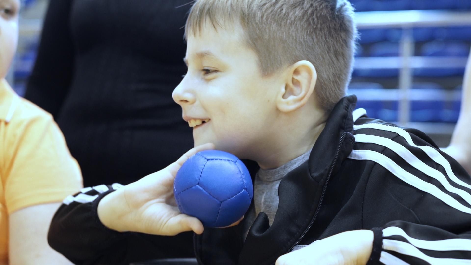 В бочча играют даже дети: в Кирове появятся параолимпийские чемпионы