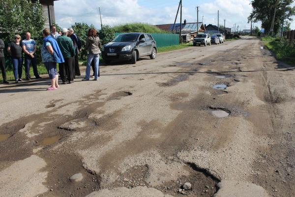 Кировстат: подавляющее большинство дорог в Кировской области не соответствуют нормам