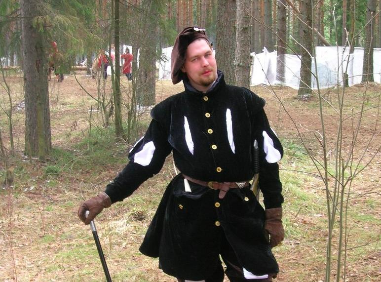 В Марий Эл погиб один из основателей ролевого движения в Кировской области