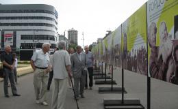 В честь юбилея великой кировской спортсменки в городе открыли сразу две выставки