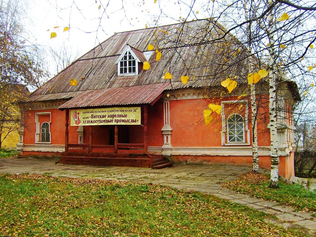 В бюджете Кировской области не нашлось 3 млн рублей на реставрацию Приказной избы