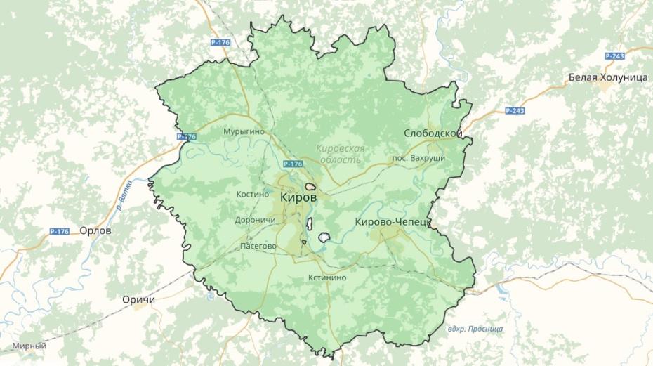 Кировская область вошла в число лидеров по созданию «зеленого щита»