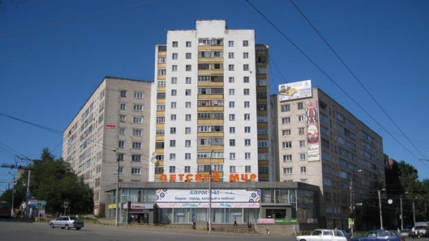 В районе кировского вокзала появится фуд-корт