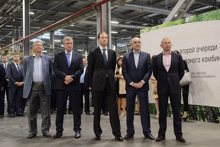 Денис Мантуров отметил высокие темпы роста промышленности Кировской области