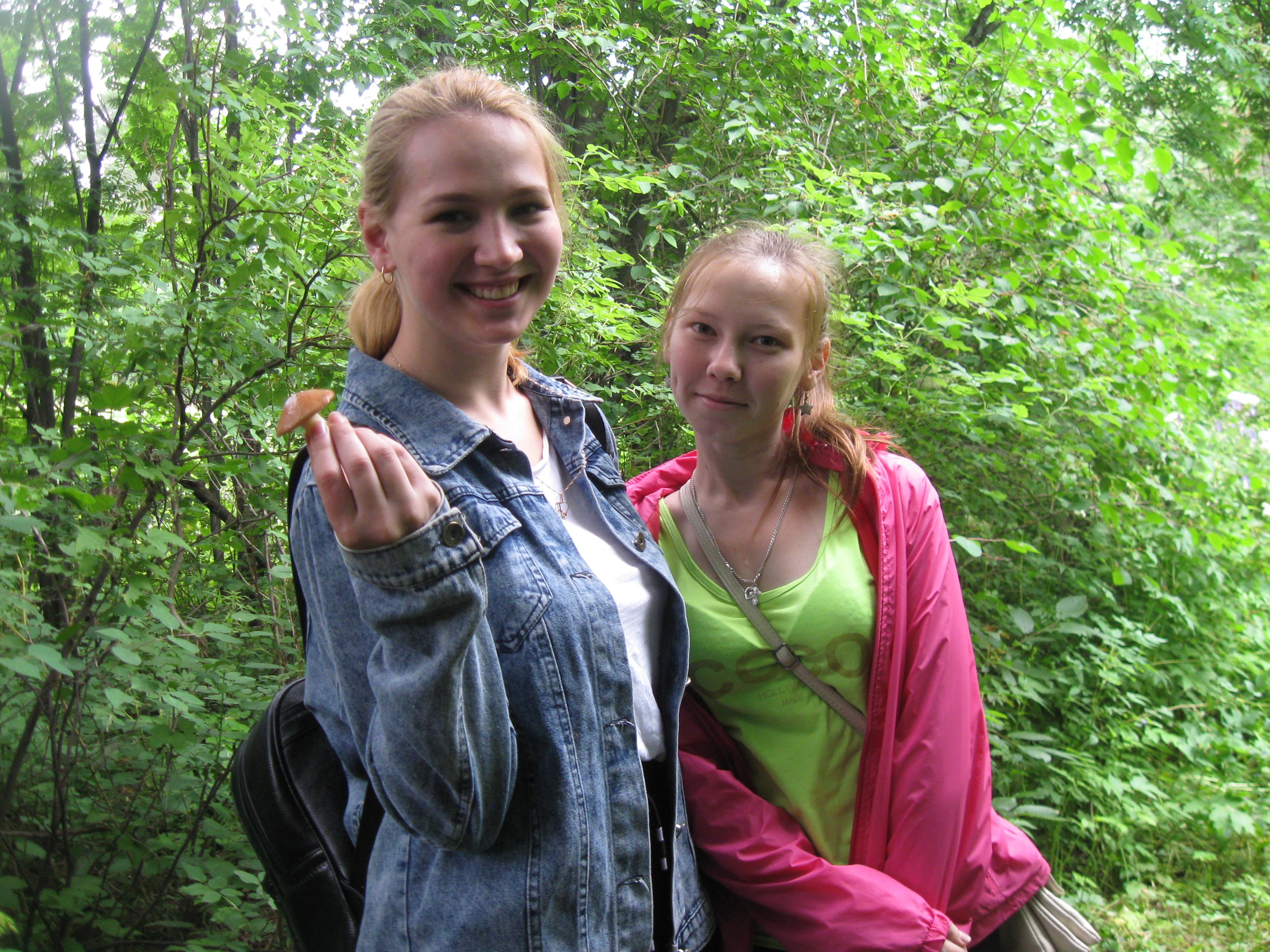Прогулка по экологической тропе Заречного парка