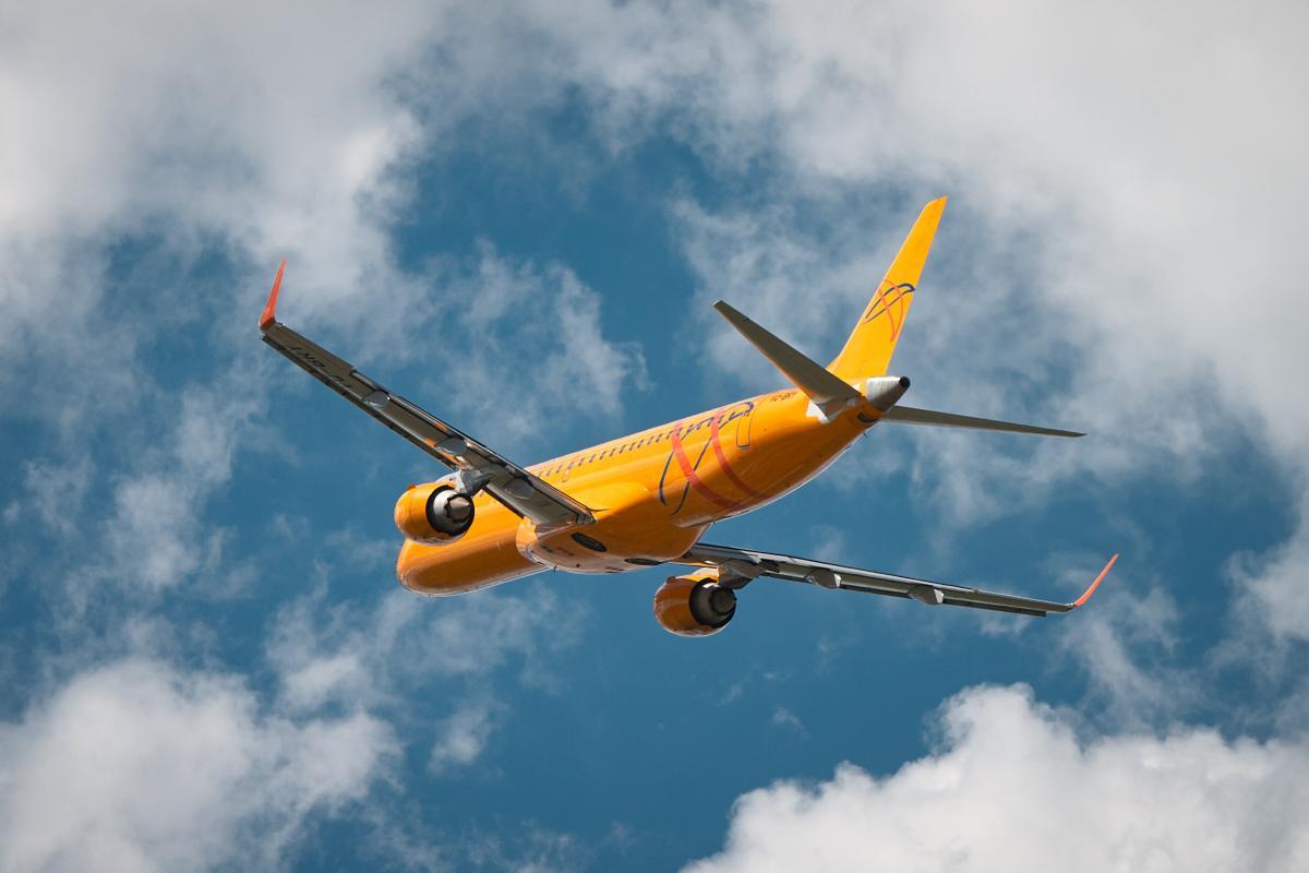 Пассажиропоток в кировском аэропорту снизился на четверть