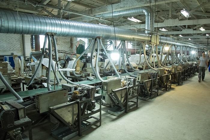 В Кировской области запустят производство зубочисток