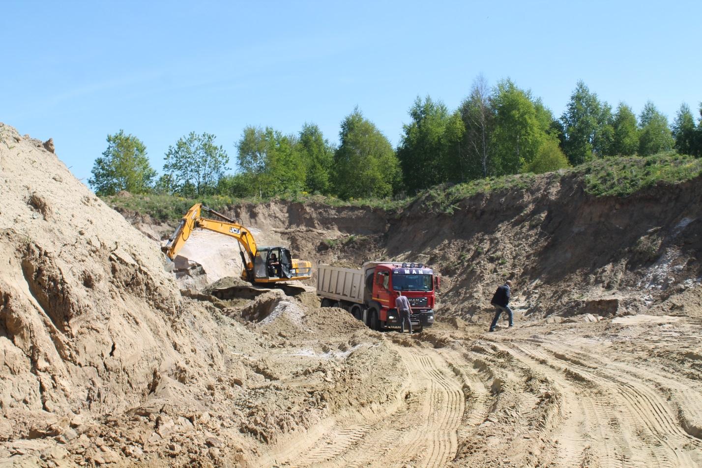 ОНФ инициировало проверку незаконной добычи песка и чернозема в Кировской области