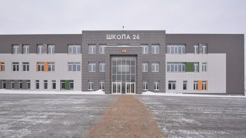 В Кирове построят временную дорогу к новой школе