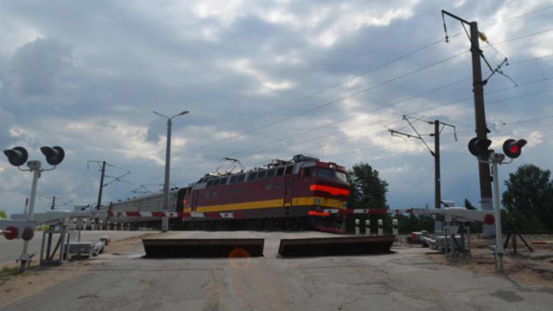 Перед Нововятским переездом могут появиться табло с отсчетом времени и расписанием поездов