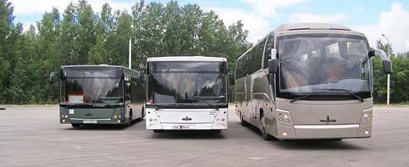 Новые автобусы МАЗ могут выйти на кировские городские маршруты