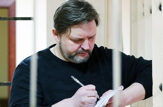 Никита Белых стал библиотекарем