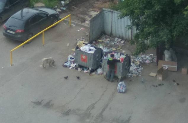 Грязное дело, или Почему в Кирове становится больше мусора