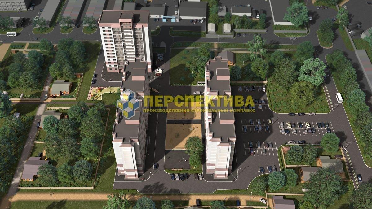 Квартиры от 35 тысяч рублей/м2 в районе парка Победы