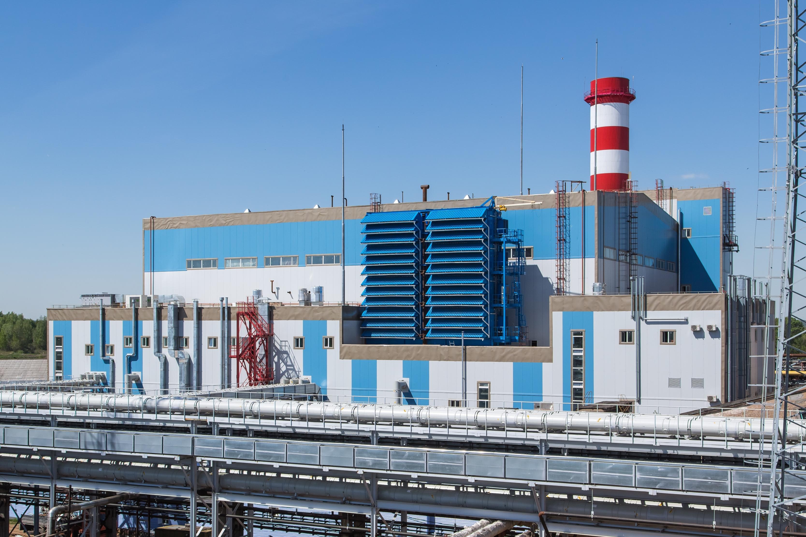 За 4 года блок ПГУ ТЭЦ-3 выработал более 6 млрд кВт*ч электроэнергии