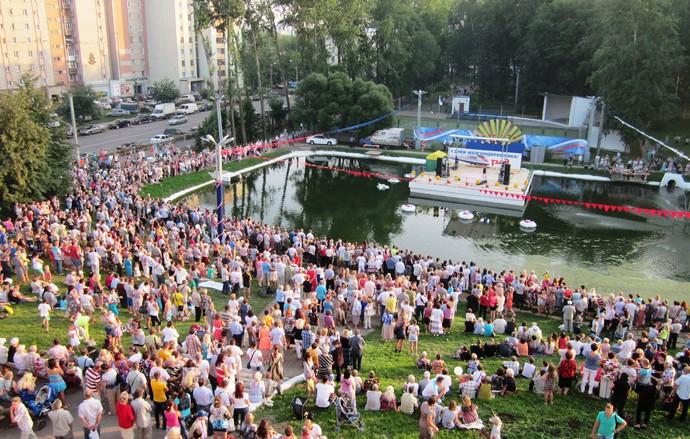 В выходные в Кирове устроят фейерверк