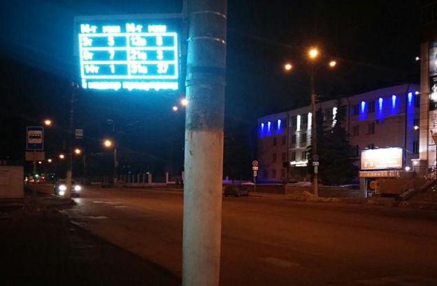 В Кирове трудно дождаться общественного транспорта вечером
