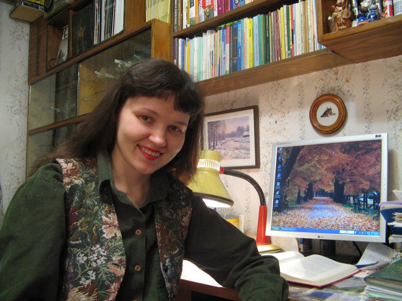 Елена Кустова