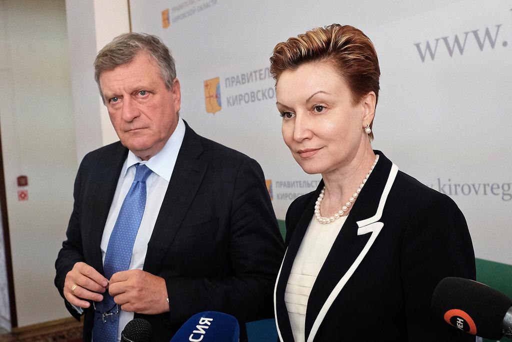 Кировская область войдет во все федеральные проекты в рамках нацпроекта «Образование»