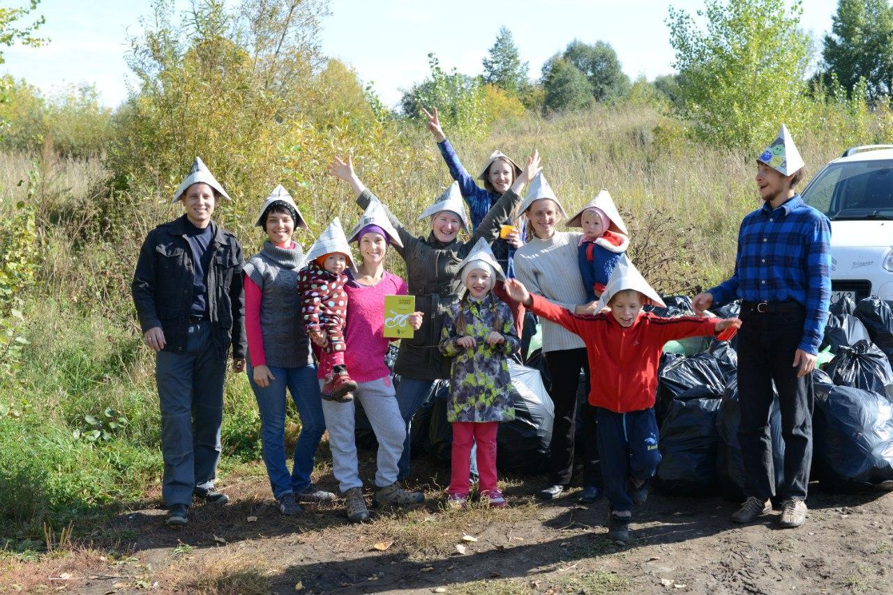 В Кировской области пройдет Всемирный день чистоты